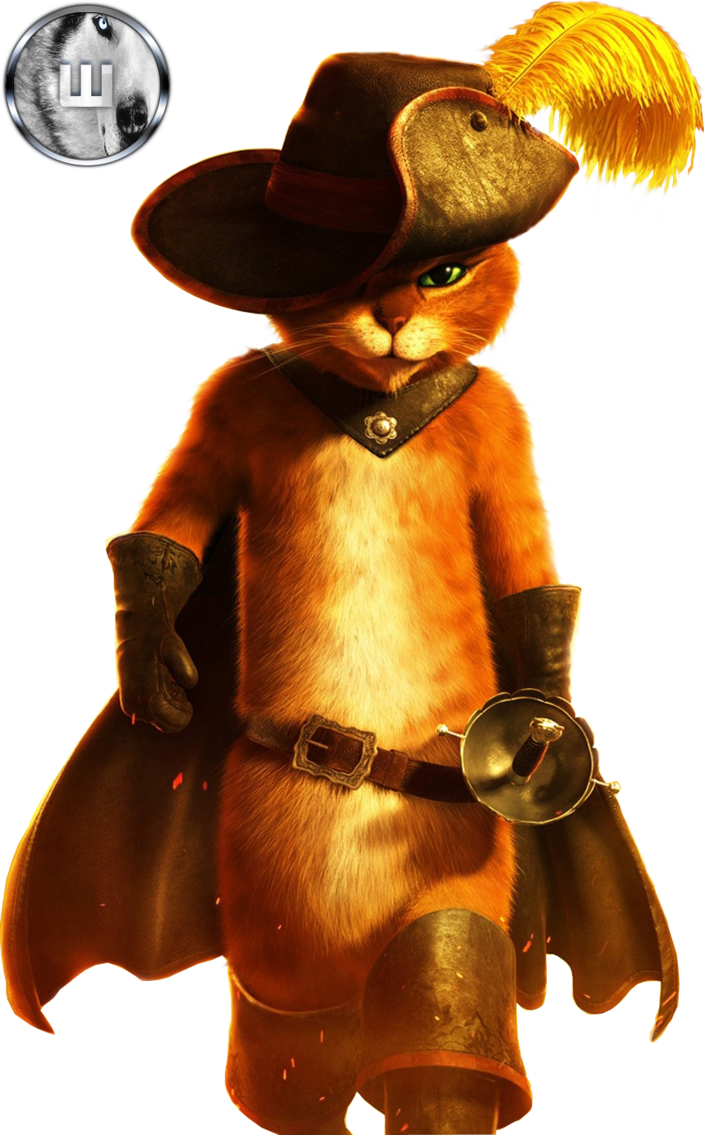 Puss In Boots PNG HD PNG file