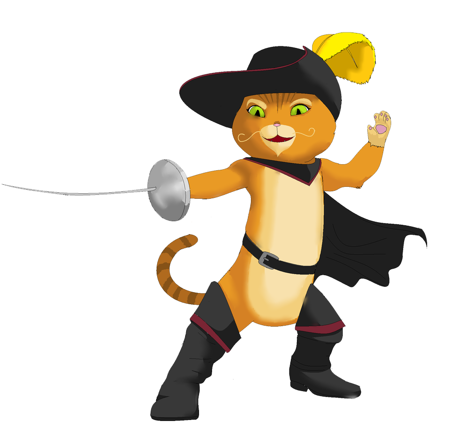 Puss In Boots PNG Pic SVG Clip arts