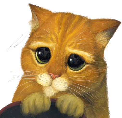Puss In Boots Transparent PNG SVG Clip arts