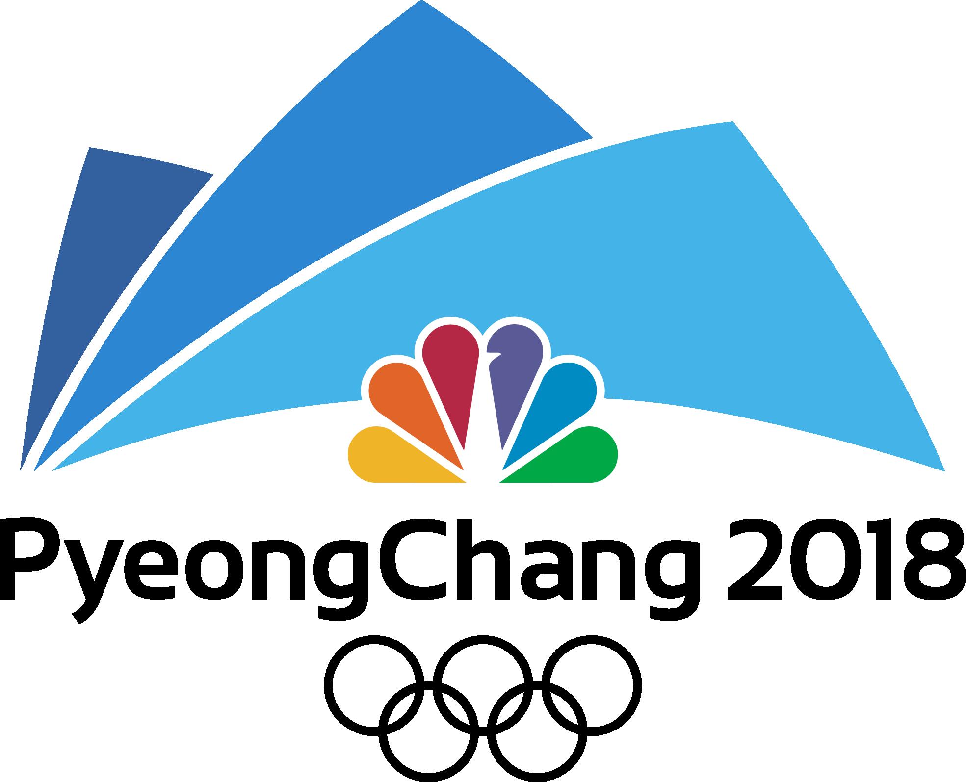 PyeongChang 2018 Olympics Logo Transparent SVG Clip arts