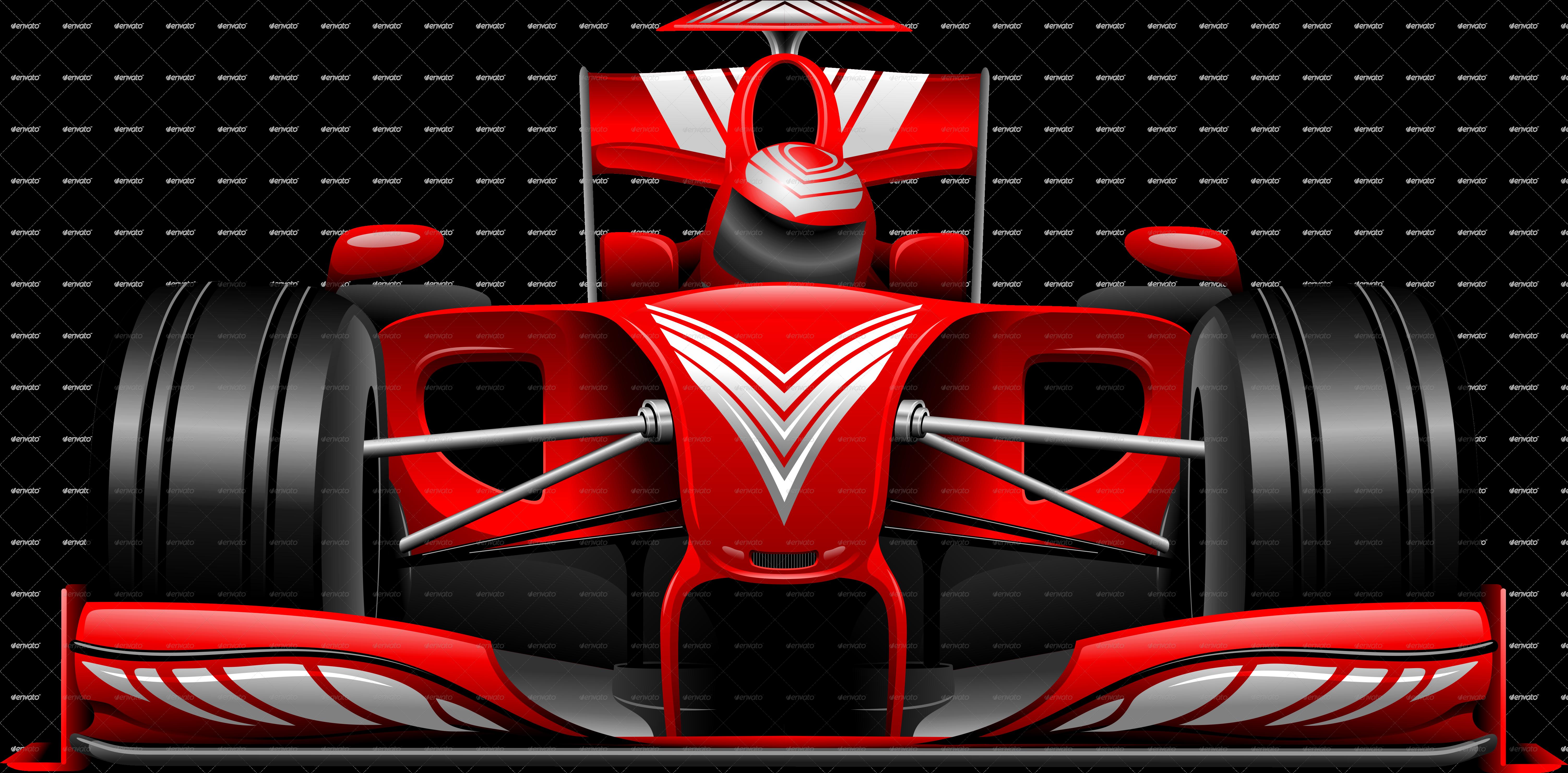 Race Car PNG Transparent Image SVG Clip arts