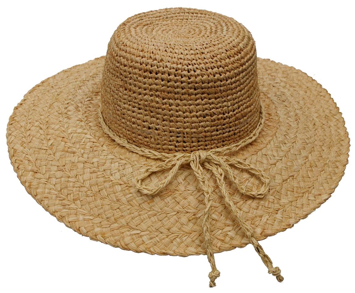 Raffia Hat Transparent PNG SVG Clip arts