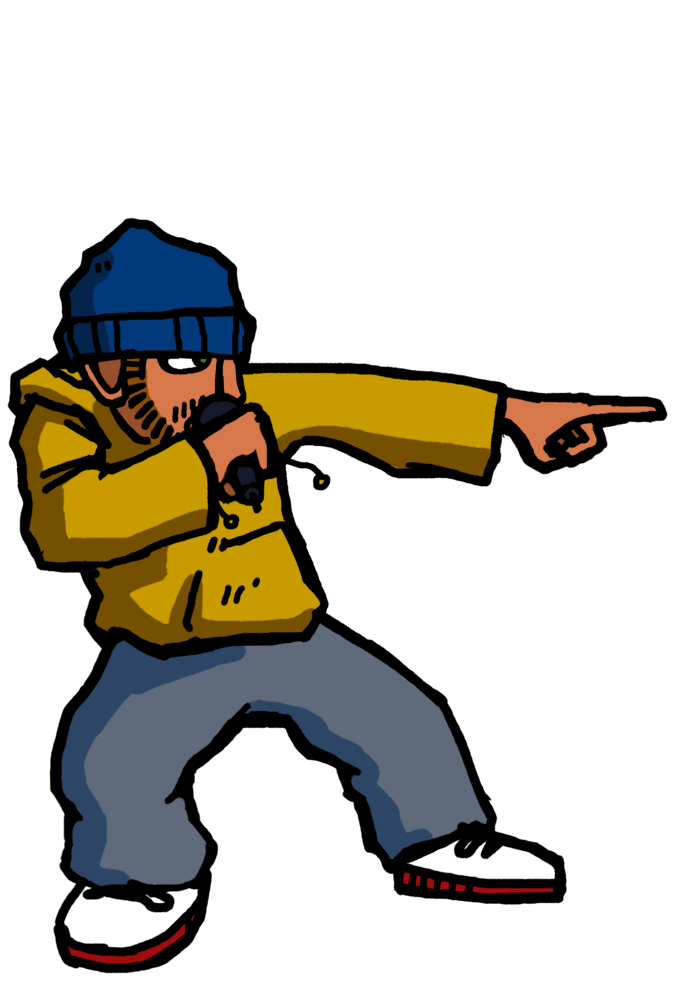 Rap PNG Picture PNG file