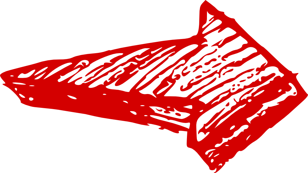 Red Arrow Transparent PNG SVG Clip arts