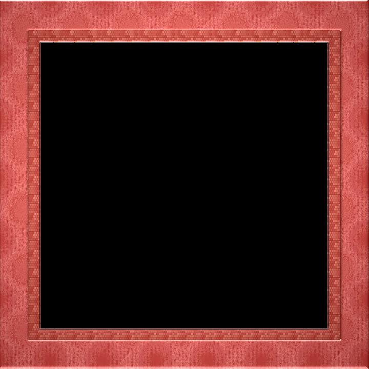 Red Border Frame PNG Pic SVG Clip arts