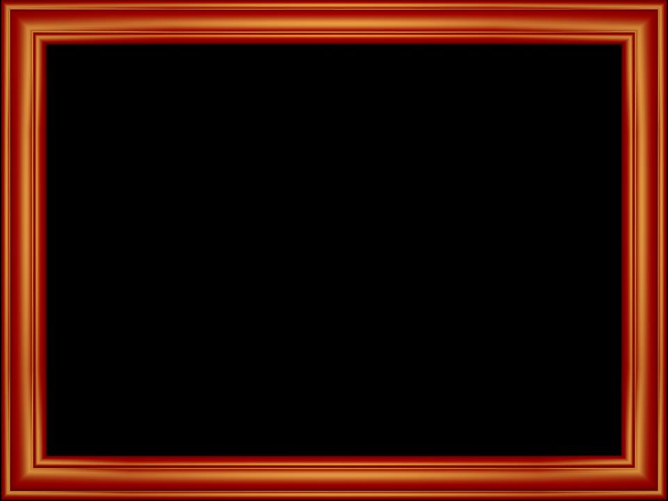 Red Border Frame Transparent Background SVG Clip arts