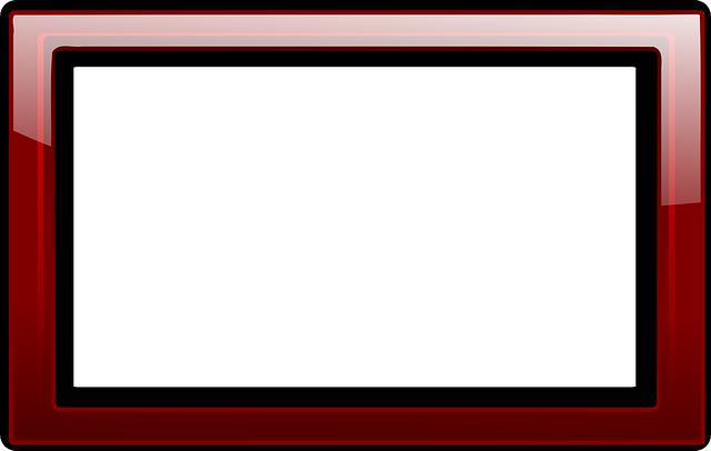 Red Border Frame Transparent PNG SVG Clip arts