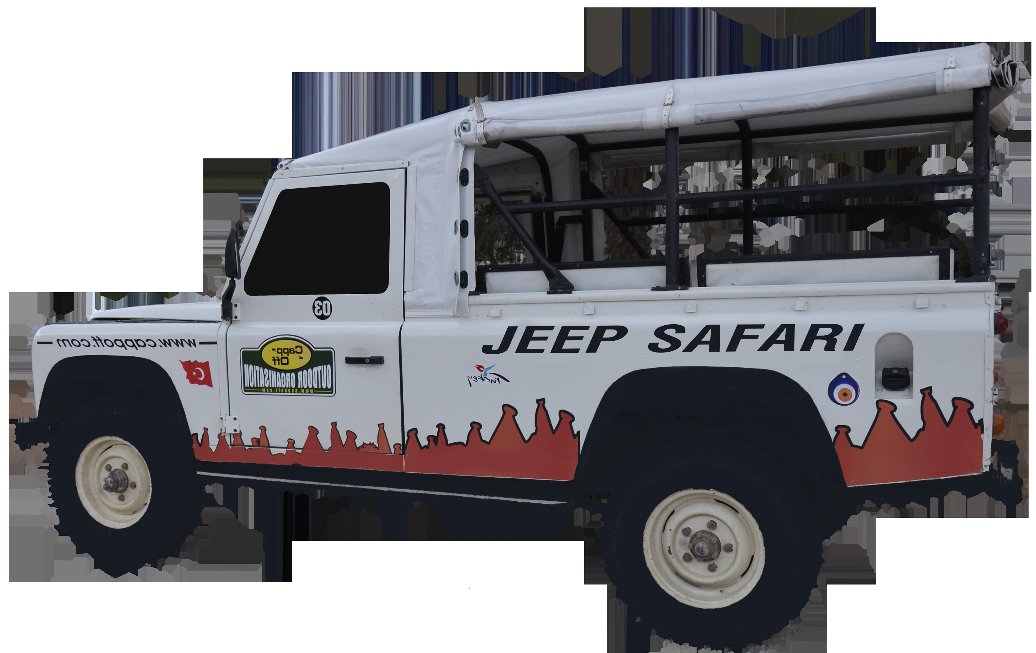 Safari Jeep PNG Pic SVG Clip arts
