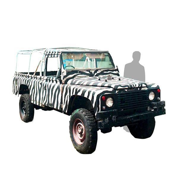 Safari Jeep Transparent Background SVG Clip arts