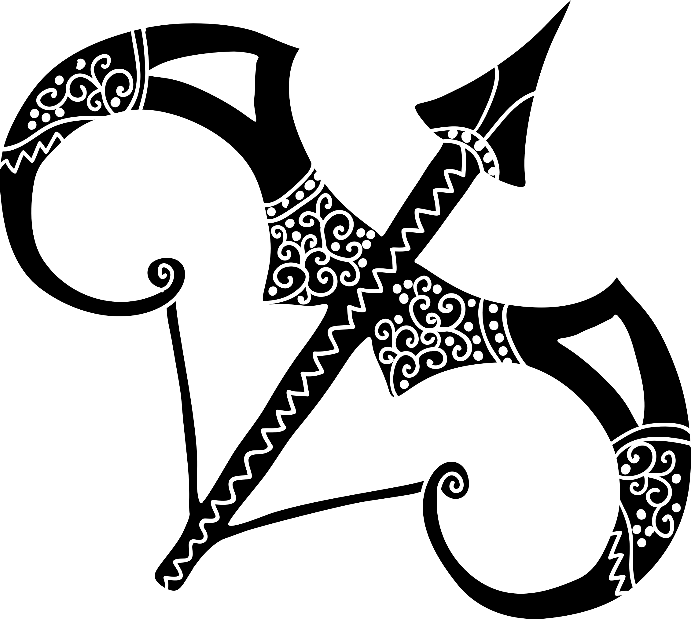 Sagittarius PNG Pic SVG Clip arts