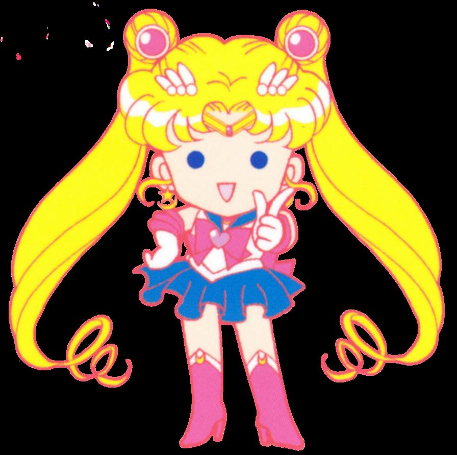 Sailor Moon PNG Transparent SVG Clip arts