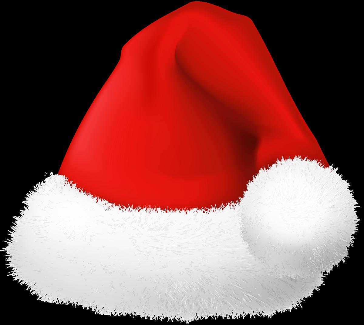 Santa Claus Hat PNG Transparent Image PNG, SVG Clip art ...