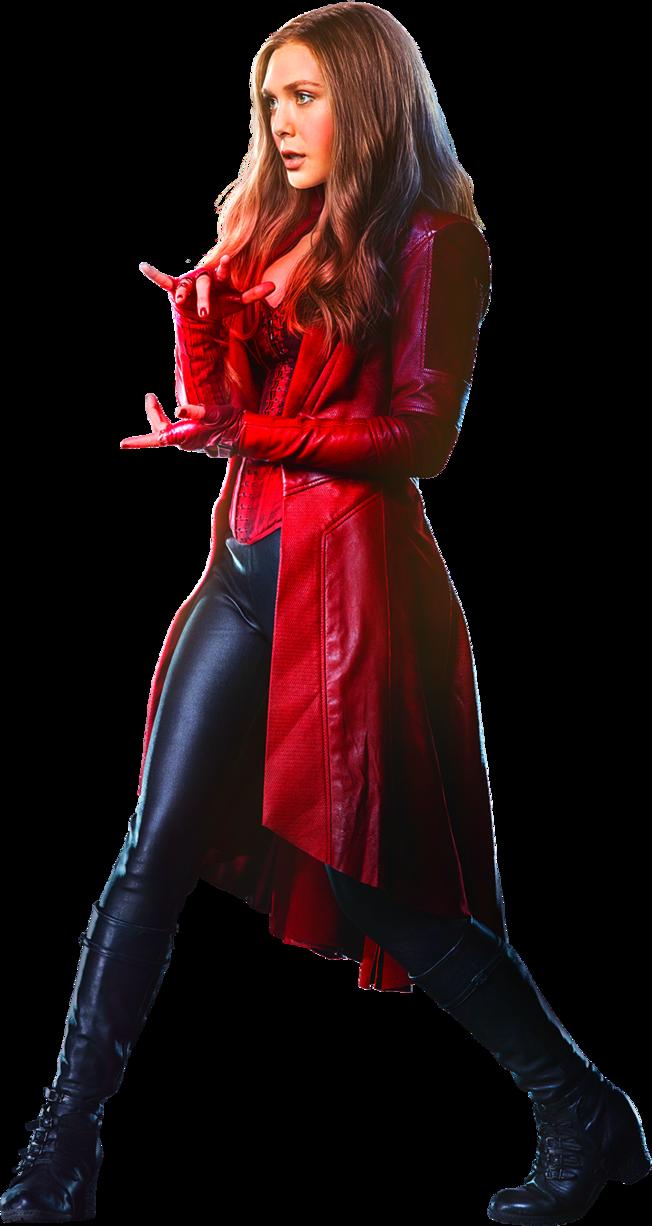 Scarlet Witch Transparent PNG PNG, SVG Clip art for Web ...