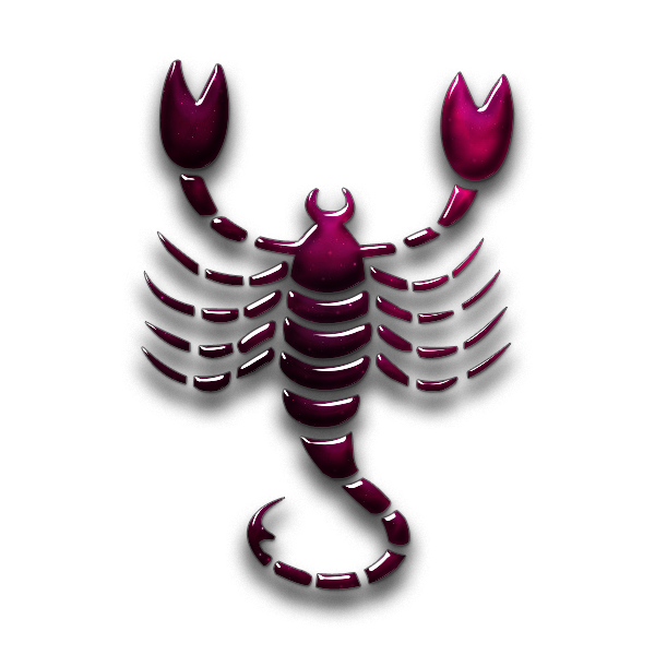 Scorpio Zodiac Symbol PNG Image SVG Clip arts