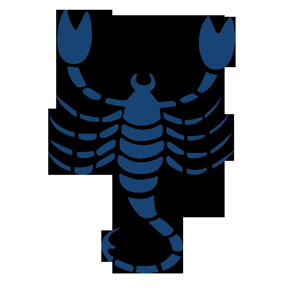 Scorpio Zodiac Symbol PNG Transparent Picture SVG Clip arts