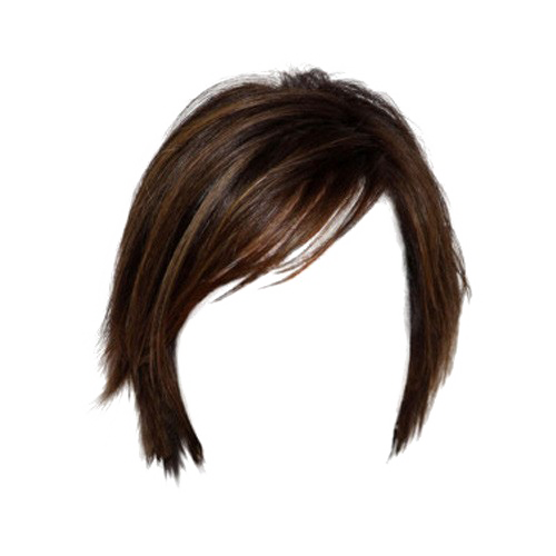 Short Hair PNG Photo SVG Clip arts