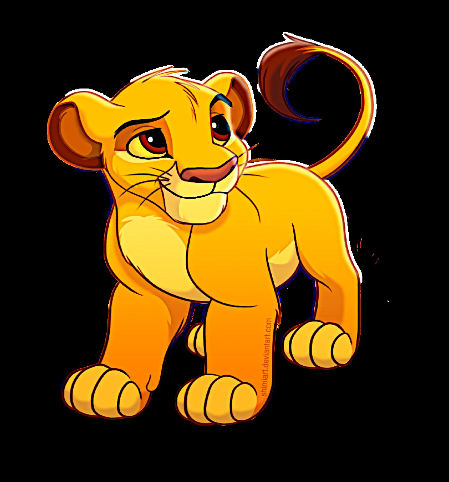 Simba Download PNG Image SVG Clip arts