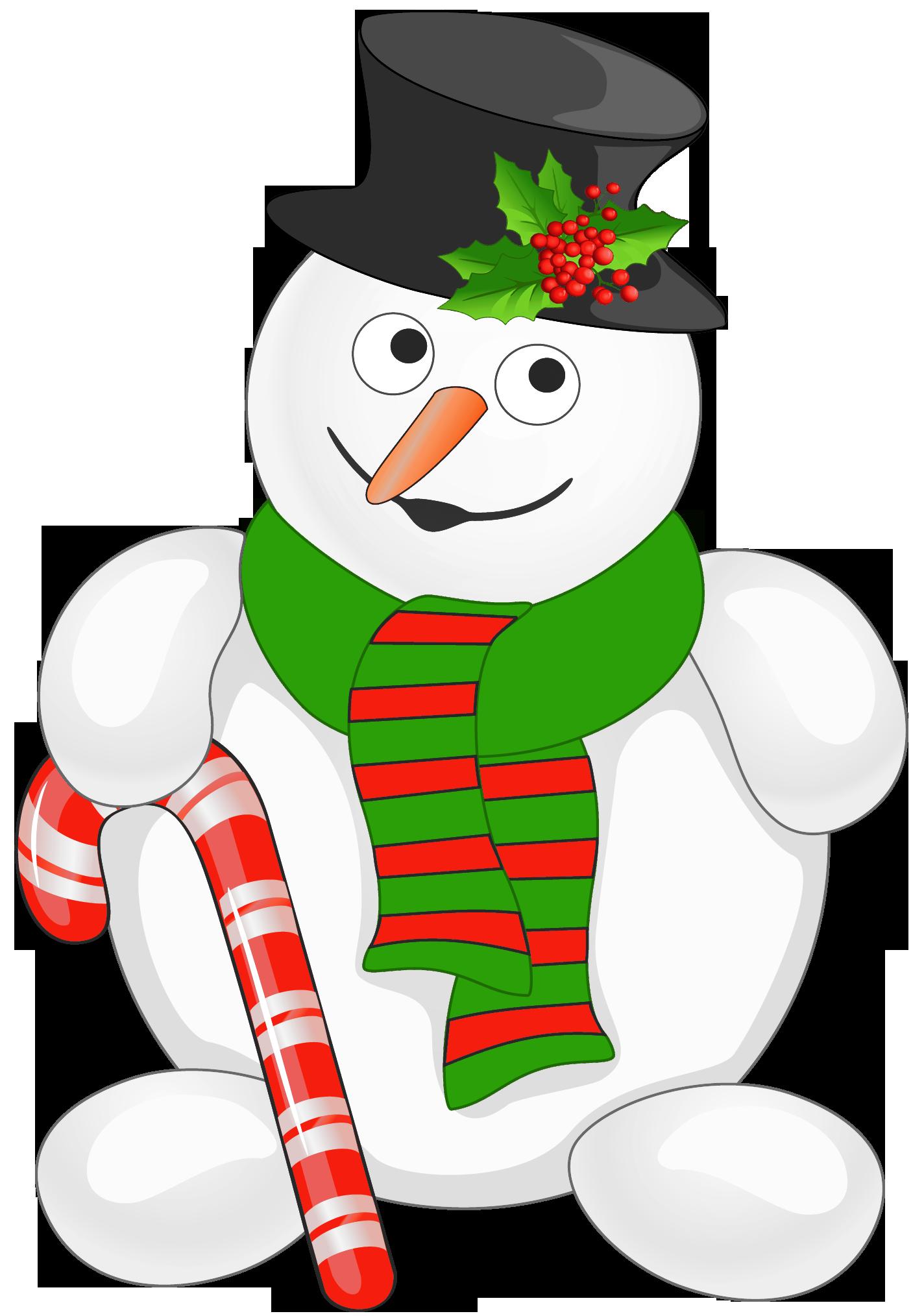 Snowman PNG Clipart SVG Clip arts