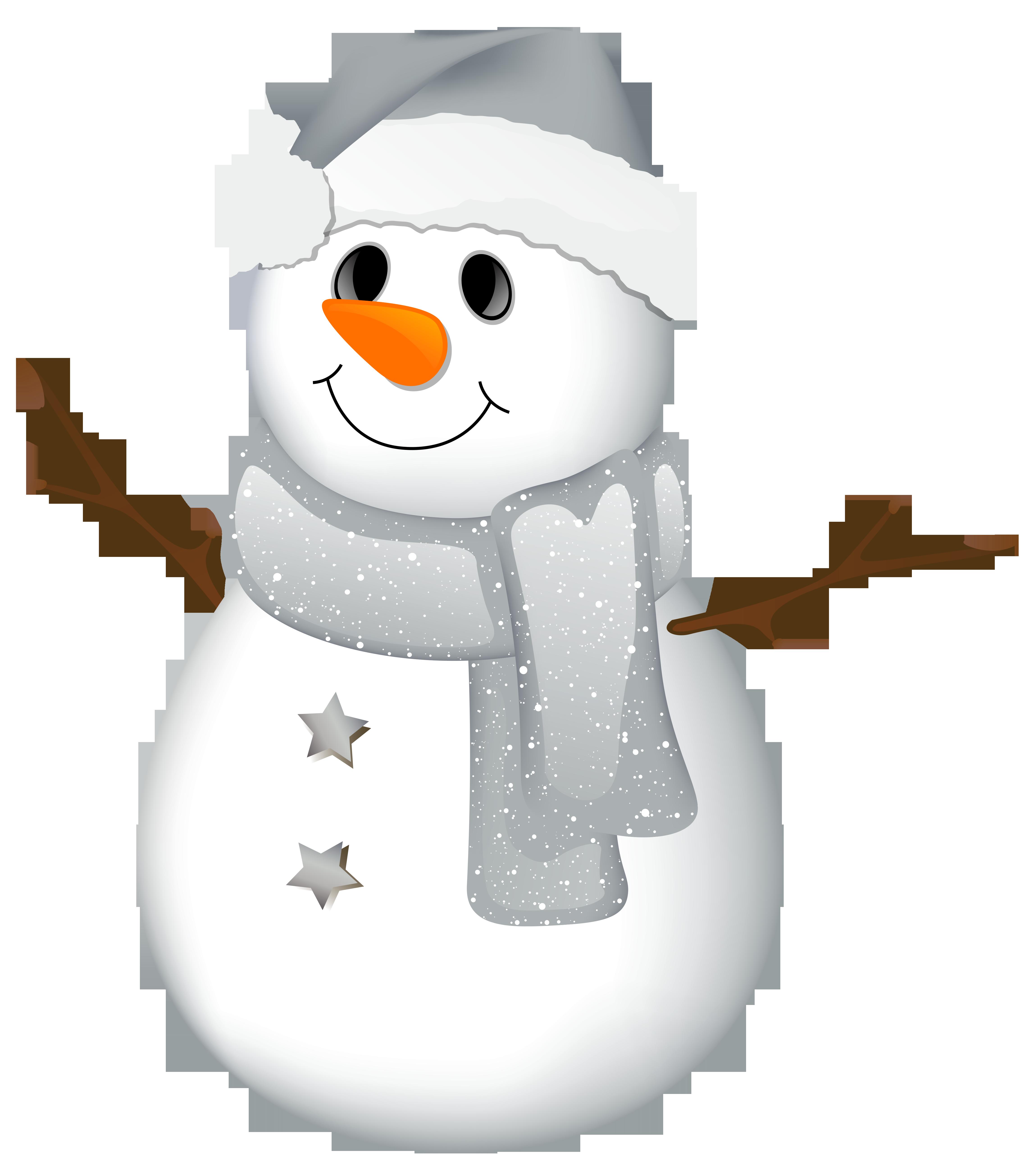 Snowman PNG Photos SVG Clip arts
