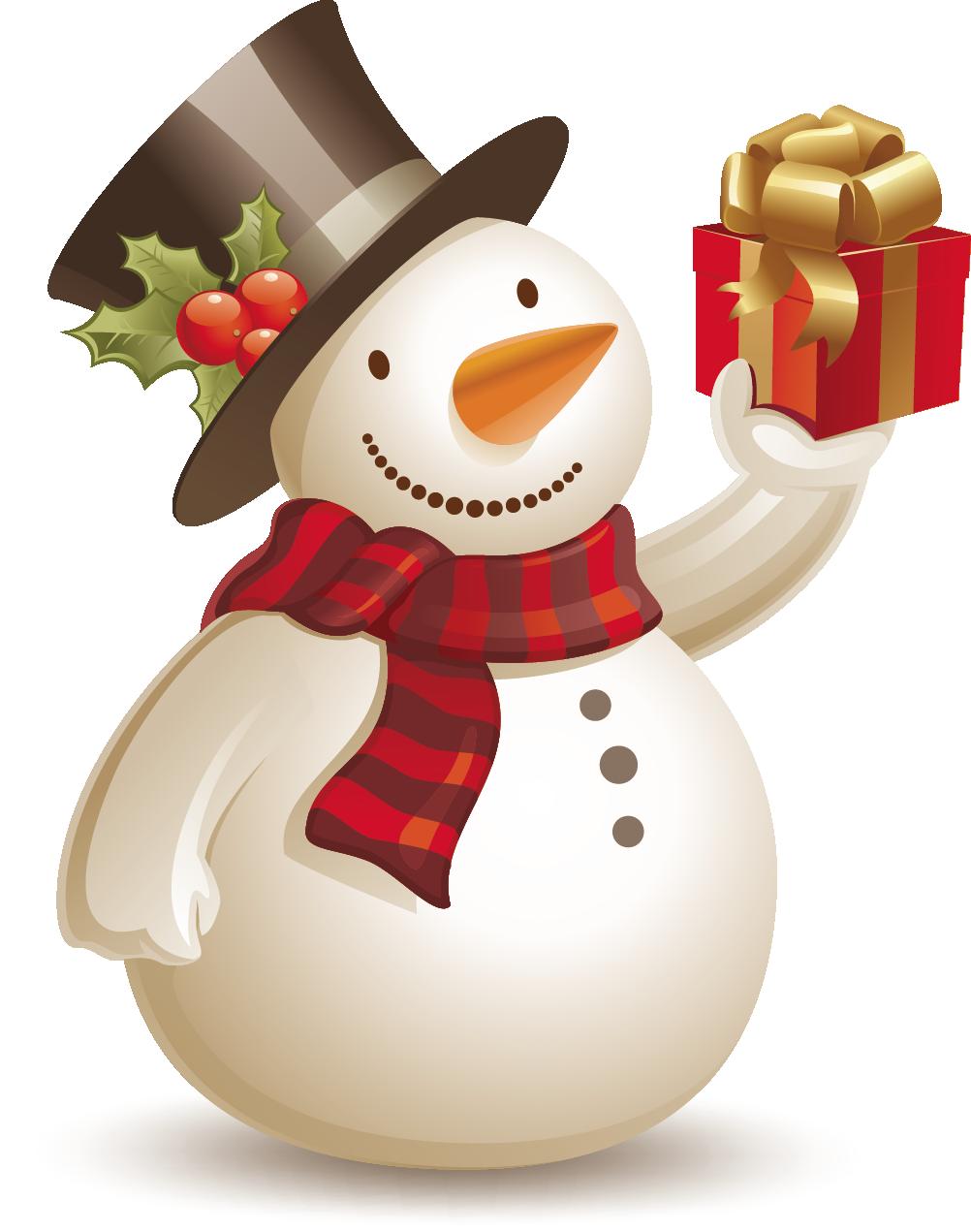 Snowman Transparent Images PNG SVG Clip arts