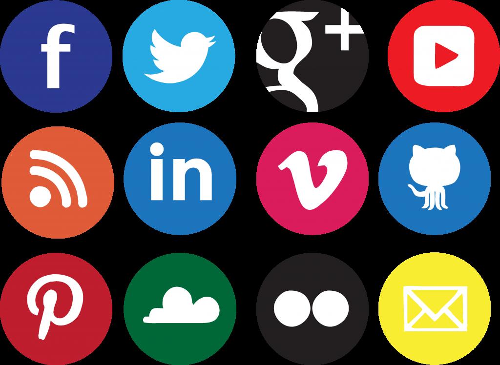 Social Media PNG Pic PNG, SVG Clip art for Web - Download ...
