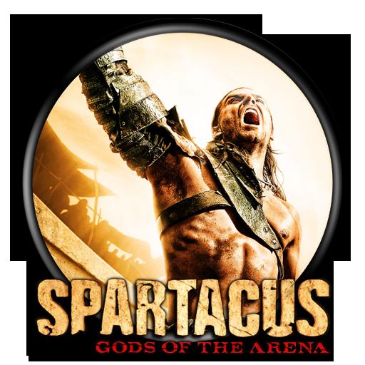 Spartacus Transparent Background SVG Clip arts