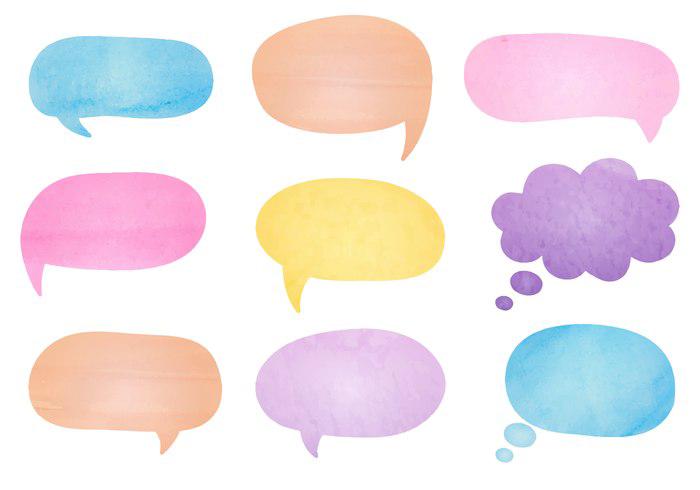 Speech Bubble Transparent Background PNG, SVG Clip art for ...