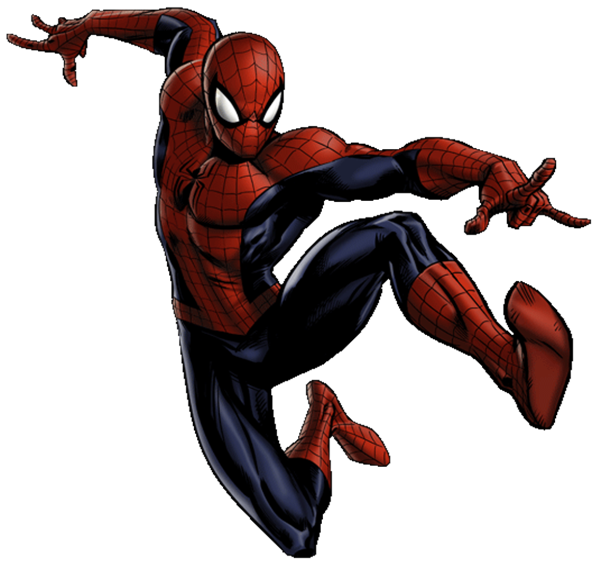 Spiderman Comic Transparent PNG SVG Clip arts