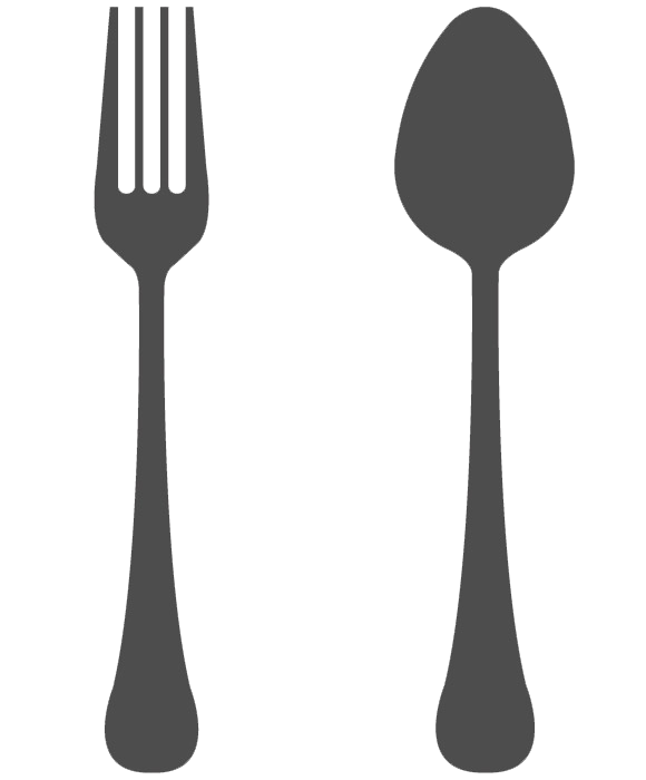 Spoon And Fork Transparent Background SVG Clip arts
