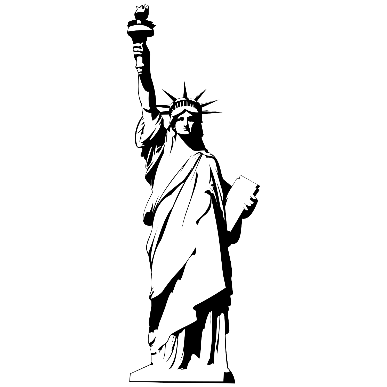 Statue of Liberty PNG Image SVG Clip arts