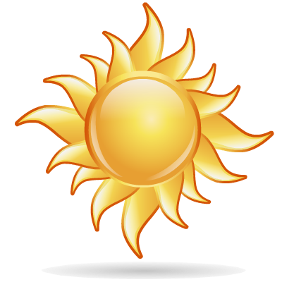 Sun PNG Clipart SVG Clip arts