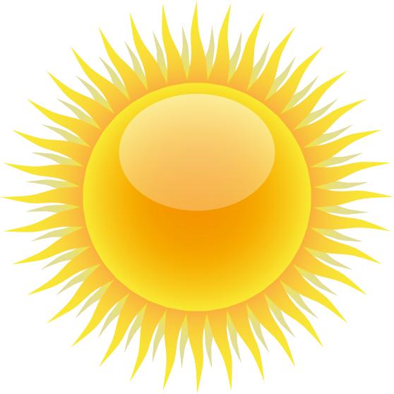 Sun PNG HD SVG Clip arts
