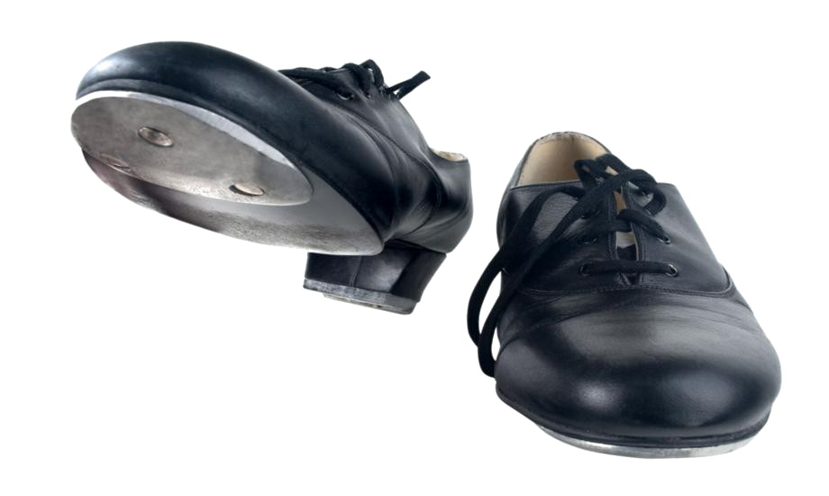 Tap Shoes Background PNG SVG Clip arts