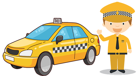 Taxi Driver PNG Clipart PNG file