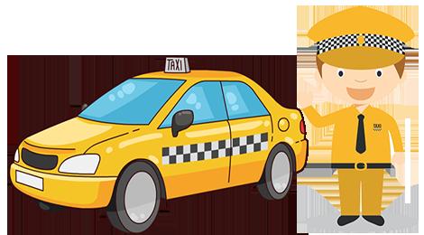 Taxi Driver PNG Clipart SVG Clip arts