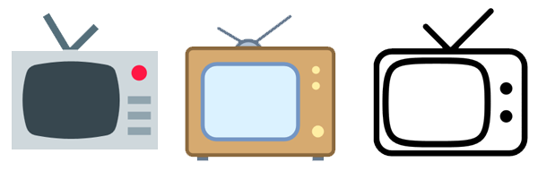 Television PNG Background Image SVG Clip arts