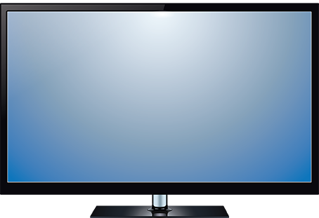 Television PNG Photo SVG Clip arts