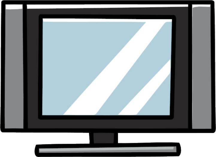 Television PNG Pic SVG Clip arts