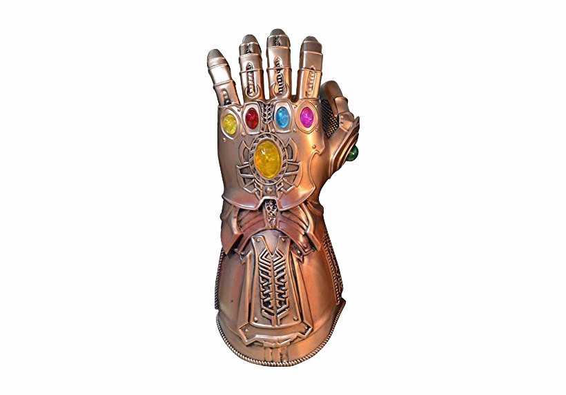 Thanos Infinity Stone Gauntlet PNG Transparent Image PNG ...