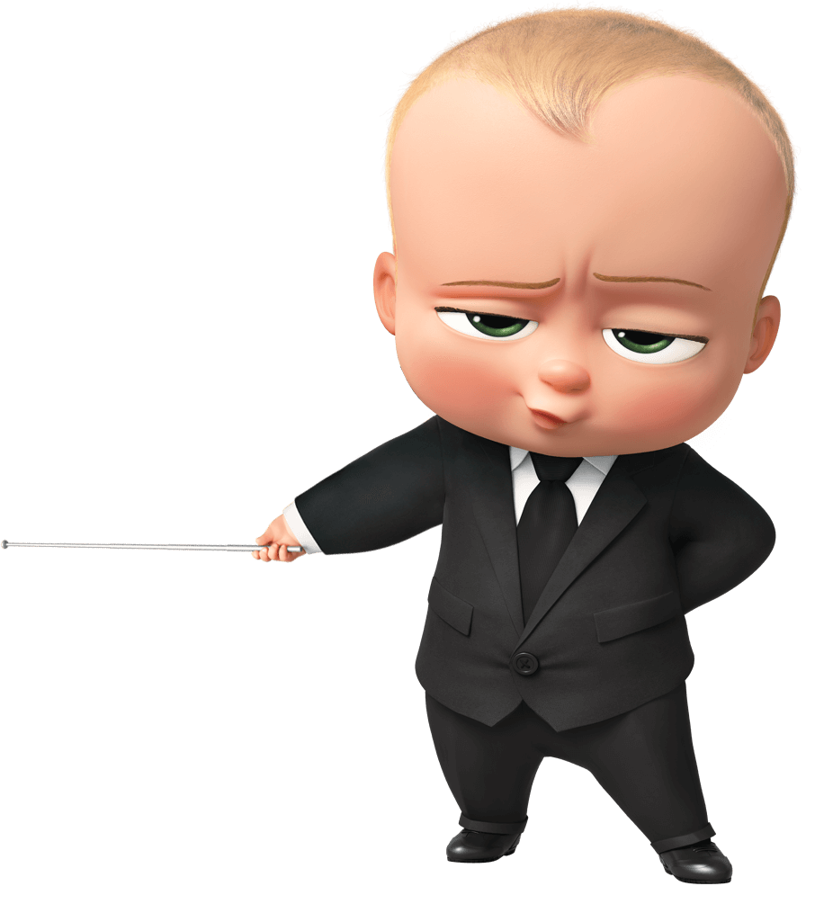 The Boss Baby PNG Clipart SVG Clip arts