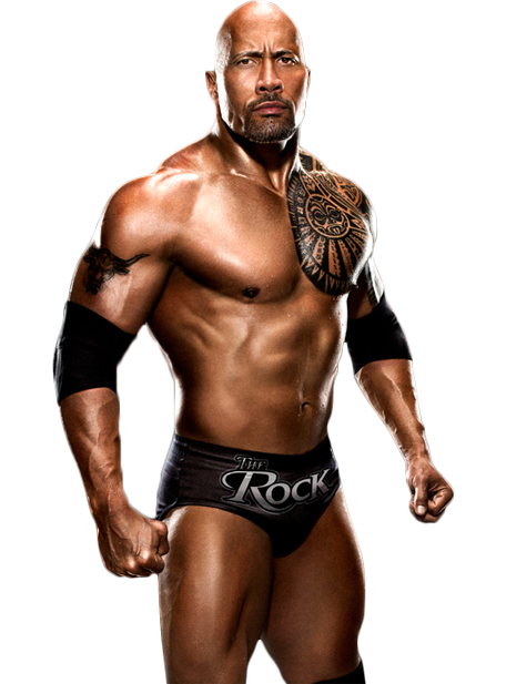 The Rock PNG Image SVG Clip arts