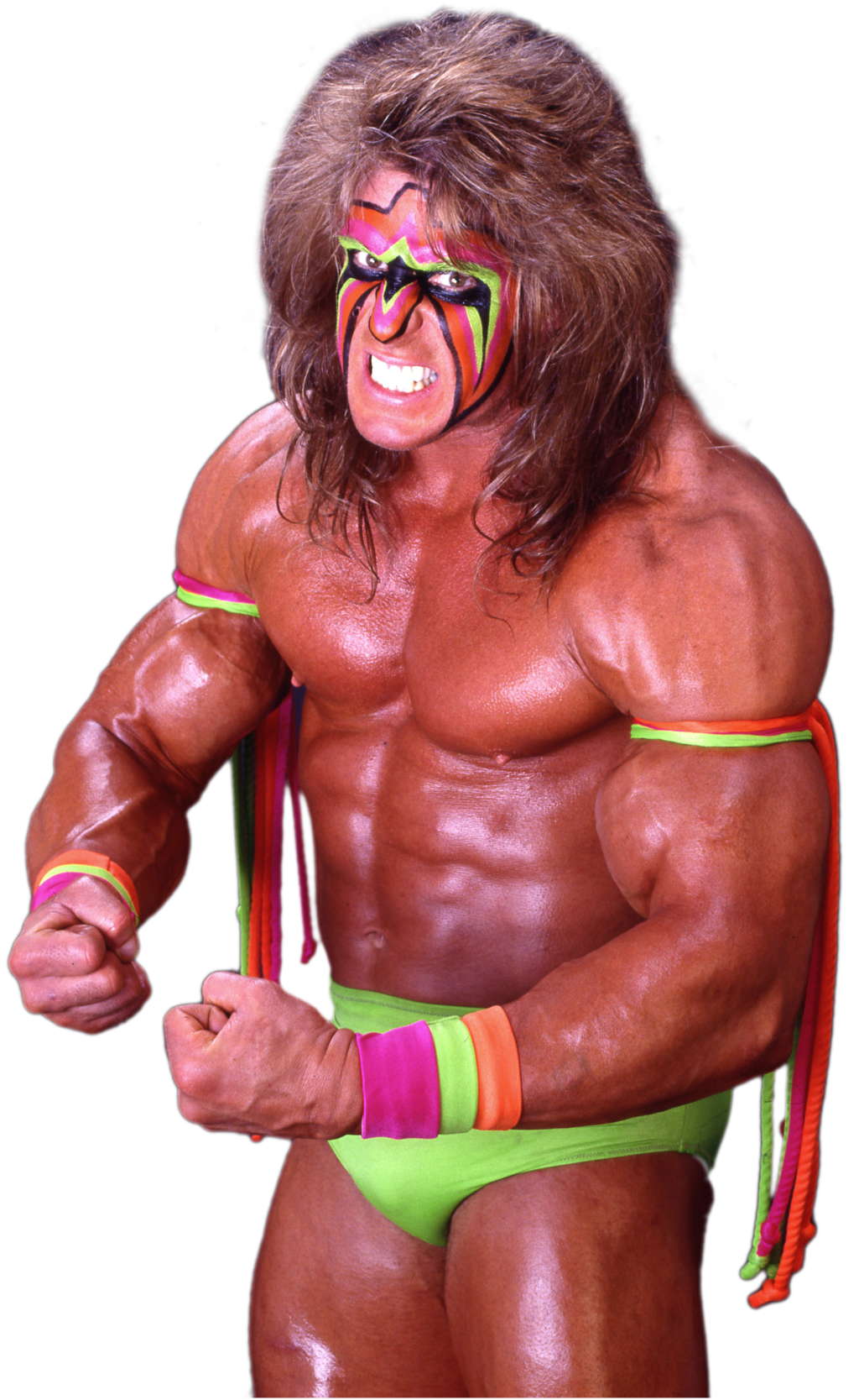 The Ultimate Warrior PNG File SVG Clip arts