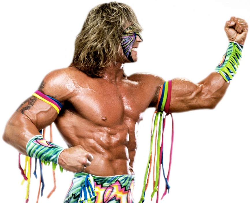 The Ultimate Warrior PNG Pic SVG Clip arts