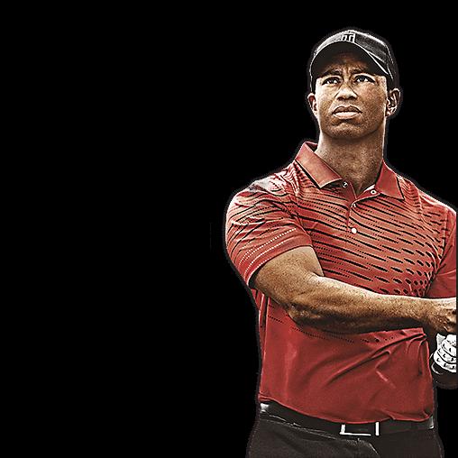 Tiger Woods PNG File SVG Clip arts
