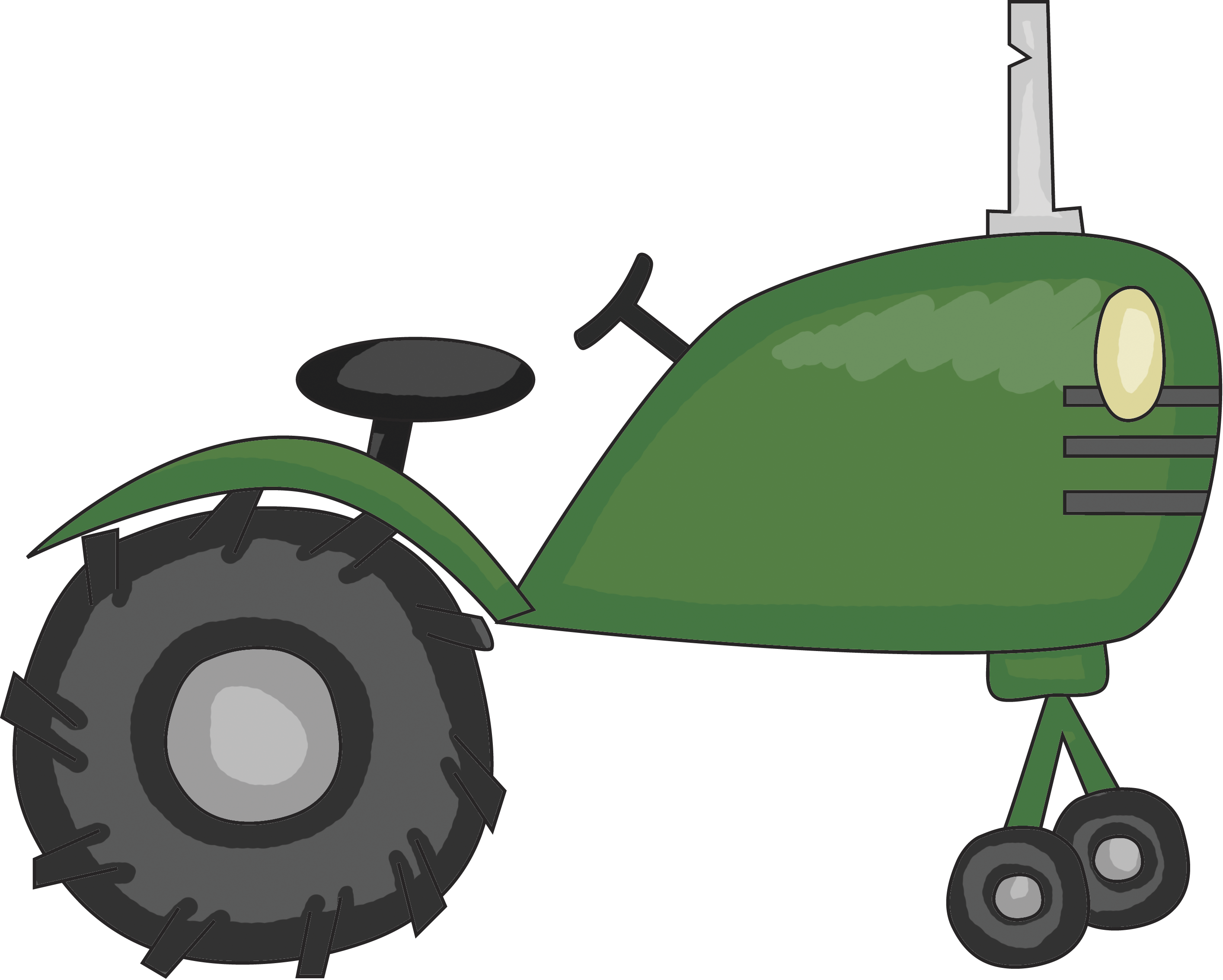 Tractor PNG Photo SVG Clip arts