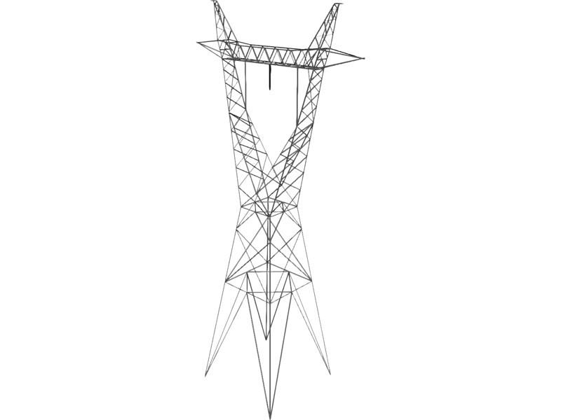 Transmission Tower PNG Transparent Image SVG Clip arts