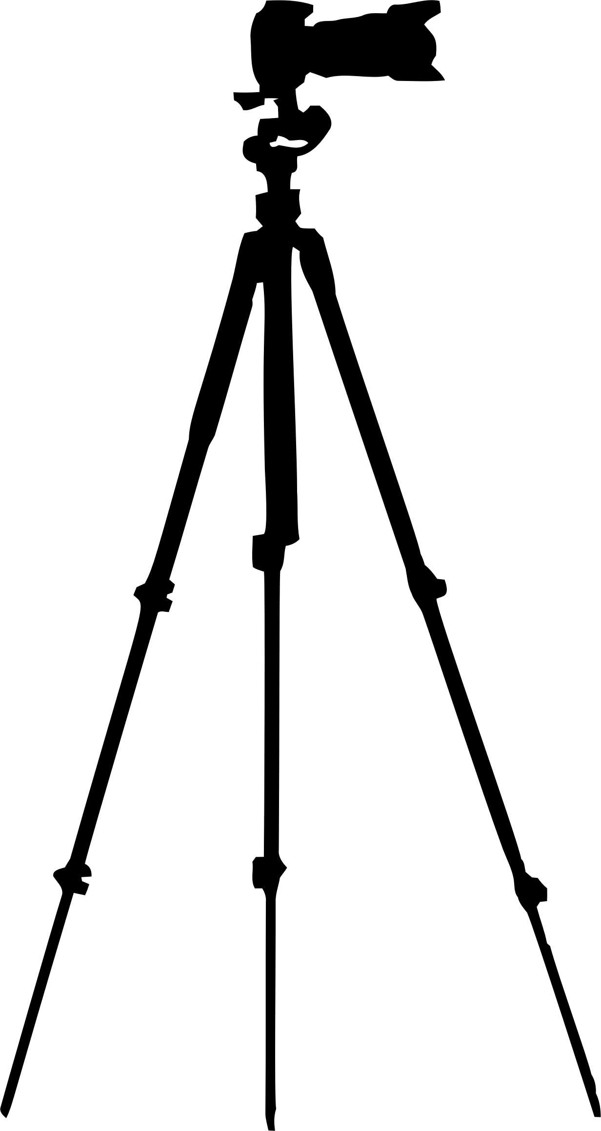 Tripod PNG File SVG Clip arts