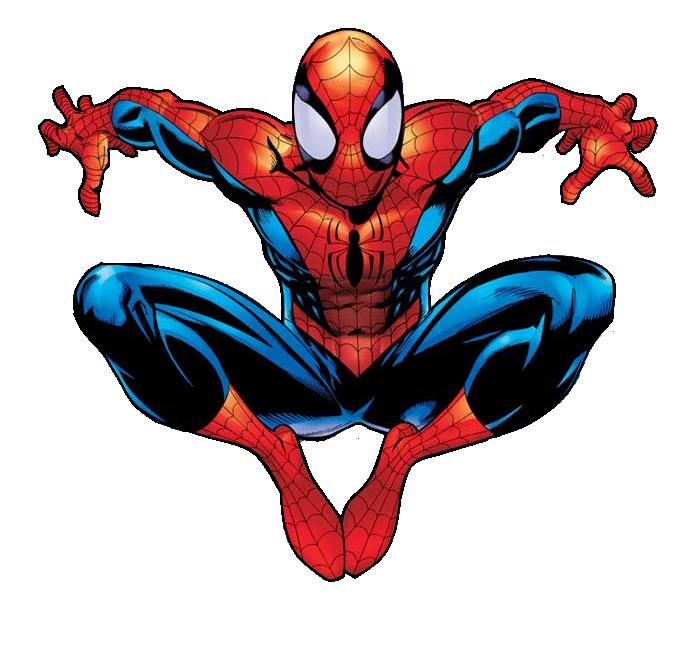 Ultimate Spiderman Transparent PNG SVG Clip arts