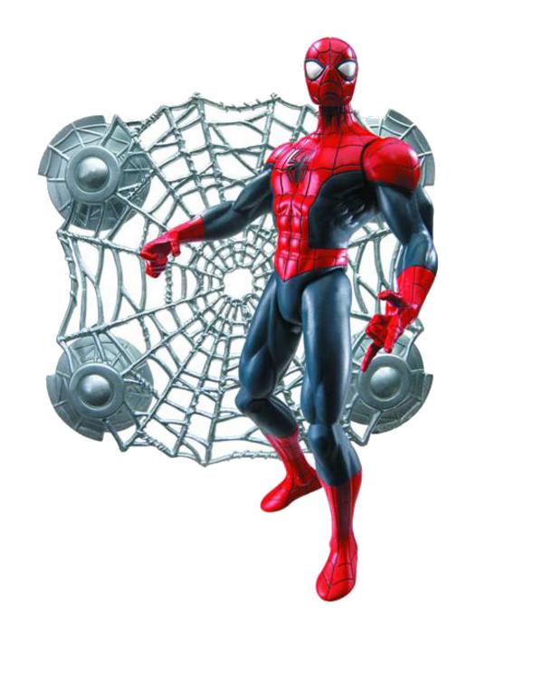 Ultimate Spiderman SVG Clip arts
