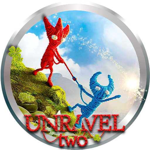 Unravel Two PNG Image SVG Clip arts